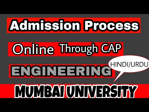 Admission Process in Engineering!!! ( Centralized Admission Process )