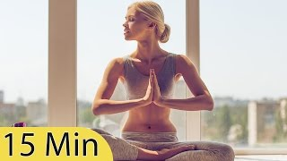 15 Minute Meditation Music, Relaxing Music, Calming Music, Stress Relief Music, Relax, ☯3198B