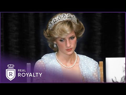 A Portrait Of Diana A Princess Under Pressure Real Royalty
