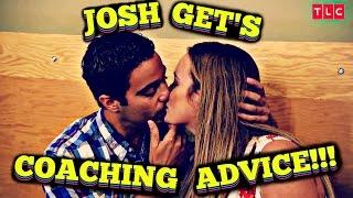 CRINGE KISSER JOSH GET'S COACHING ADVICE | Love at First Kiss | PT3