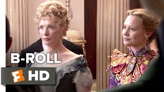 Alice Through the Looking Glass B-ROLL (2016) - Mia Wasikowska, Johnny Depp Movie HD