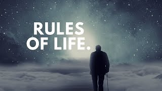 Everyone Should Watch This Once: The Simple Rules of Life! (Powerful!)