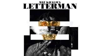Wiz Khalifa - Letterman [Official Audio]