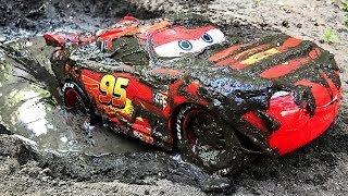 Disney Cars Lightning McQueen Off Road DISNEY PIXAR CARS 2 | Cartoons Videos for Children