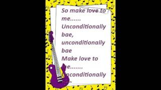 UNCONDITIONALLY BAE lyrics by Sauti Sol ft Alikiba