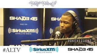 Nick Grant Freestyle On DJ Tony Touch