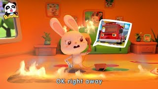 Fire Truck New Mission | Animals