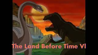 The Land Before Time Vl soundtrack 6 It's the Lone Dinosaur
