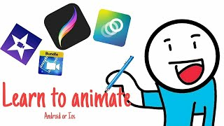 How to Animate On Android and IOS Like The Odd1sOut and JaidenAnimations