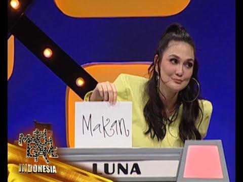 Xxx Mp4 Wow Hewan Peliharaan Luna Maya Pernah Ngidam Part 2 Match Game Indonesia 3gp Sex