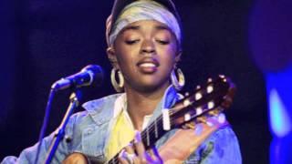 Lauryn Hill - Freedom time MTV Unplugged 2.0