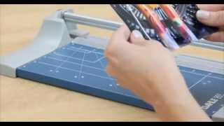 dahle rolling paper trimmers 507, Dahle personal rolling trimmers