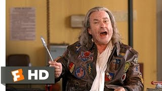Dodgeball: A True Underdog Story (3/5) Movie CLIP - Dodgeball Training (2004) HD