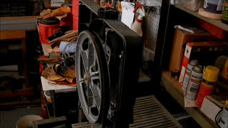 Craftsman 12 Inch Band Saw Update and Repair