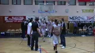 Baskets gewinnen erstes Testspiel