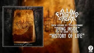 Falling For A Dream - Dying Inside