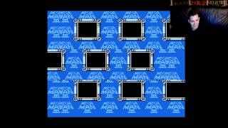 Mega Man 3 Live Stream (Up to Wilys Castle)