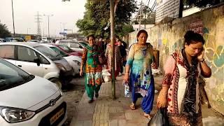 Tibetian Street food in Delhi