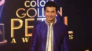 Golden Petal Awards 2017 | Kasam Tere Pyaar Ki Ssharad Malhotra INTERVIEW | GPA 2017