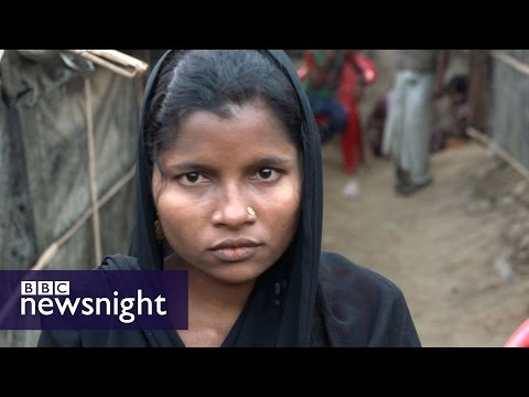 Xxx Mp4 Myanmar Are Crimes Against Humanity Taking Place Warning Distressing Images BBC Newsnight 3gp Sex