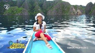 Dünyayı Geziyorum - Filipinler-2 - 24 Eylül 2017