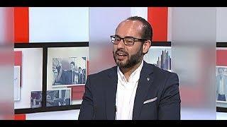 حوار اليوم مع سيرج داغر - عضو المكتب السّياسي في حزب الكتائب