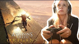 Assassin's Creed Origins REVIEW EVENT! (Xbox One X) | BTS VLOG