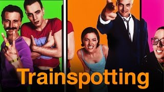Trainspotting | Official Trailer (HD) - Ewan McGregor, Jonny Lee Miller, Kelly Macdonald | MIRAMAX