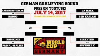 German Qualifier: Pro Wrestling World Cup - Full Show