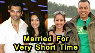 Top 7 Shortest Marriages Of Bollywood Couples (2017)