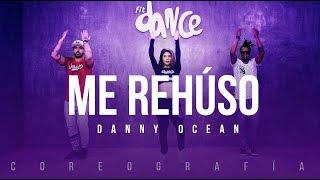 Me Rehúso - Danny Ocean   FitDance Life (Coreografía) Dance Video