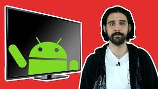 Televizyonunuzu Android Cihaza Çevirin: Tronfy MX4