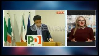 Itali - Mateo Renzi jep dorëheqjen si Kryeministër