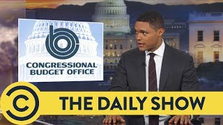 Healthcare Winter Is Coming - The Daily Show | Comedy Central