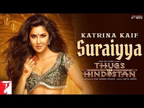 Xxx Mp4 Thugs Of Hindostan Motion Poster Out Katrina Kaif As Suraiyya Aamir Khan 3gp Sex
