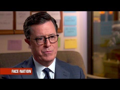 Full interview Stephen Colbert December 25