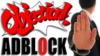Adblock X Publicité X Hypnose X PodcastX OBJECTION 39 #AIENKEI