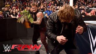 """Stephanie McMahon setzt """"The Ambrose Asylum"""" ab: Raw, 2. Mai 2016"""