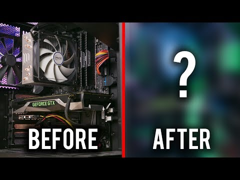 Extreme Pc Makeover Shocking Transformation