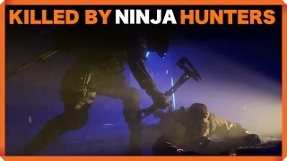 The Division | KILLED BY NINJA HUNTERS AGAIN AND AGAIN | 1.5 Survival