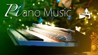 Christmas Piano Music - easy, background - Dec. 18, 2016