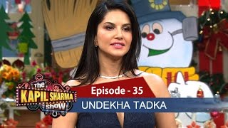 Undekha Tadka | Ep 35 | Sunny Leone - The Kapil Sharma Show | Sony LIV | HD
