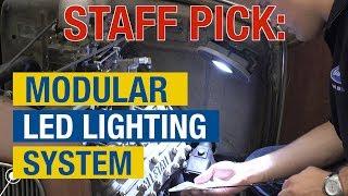 Staff Pick: Scott - LED Modular Light - Complete Lighting System For DIY Automotive! Eastwood