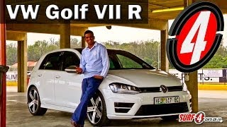Volkswagen Golf 7 R | New car review