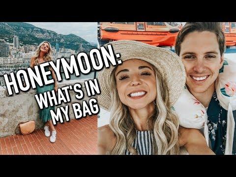 Xxx Mp4 WHAT S IN MY BAG HONEYMOON EDITION 3gp Sex