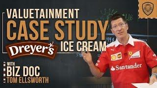 Dreyer's Ice Cream Case Study for Entrepreneurs