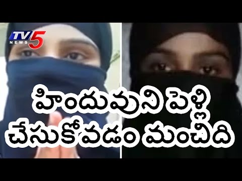 Xxx Mp4 Better To Marry Hindu Muslim Woman Fight Against Triple Talaq Video Goes Viral TV5 News 3gp Sex
