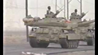 Battle of Khafji 1991