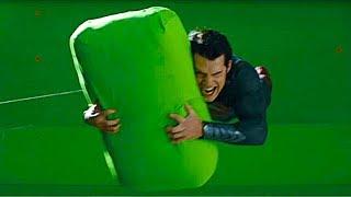 Clark vs Zod on farm 'Man of Steel' Featurette [+Subtitles]