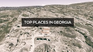 Top Places In Georgia: Uflistsikhe, Gori, Ateni Valley | Грузия 2017: Уплисцихе, Гори, Долина Атени
